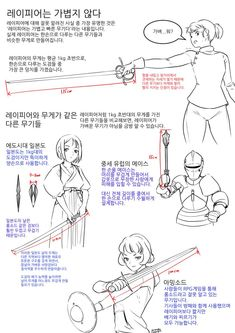 Can anyone translate it? Action Pose Reference, Drawing Reference Poses, Drawing Skills, Drawing Poses, Design Reference, Drawing Tips, Art Reference, Knight Drawing, Sword Drawing