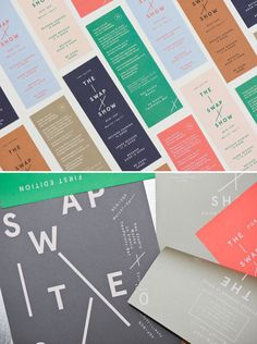 The Swap Show / identity by Foreign Policy