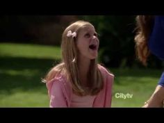 Modern Family Little Girl Screaming Scene--this is what it sounds like when I sing. ;-)