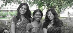 Anjana, Aishwarya and me