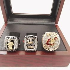 Rings For Champs Lebron James Championship, Nba Championship Rings, Nba Championships, Nba Rings, Hopman Cup, King Lebron James, Lebron James Cleveland, Affordable Rings, Ring Set