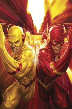 Flash vs Professor Zoom: flash cards for x facts
