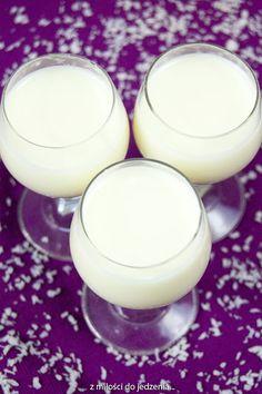 Domowe Malibu, czyli likier kokosowy