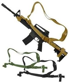 Voodoo Tactical 3 Point sling coyote #Firearms #ChristmasGifts #Men