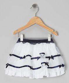 Take a look at this White Ribbon Bow Skirt - Toddler & Girls by Designer Kidz on today! White Ribbon, Ribbon Bows, Bow Skirt, Cute Skirts, Short Girls, Girly Girl, Tutu, Little Girls, Kids Fashion