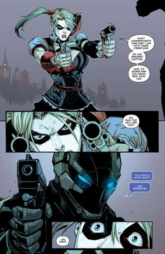 Batman - Arkham Knight - Genesis 4 Page 11