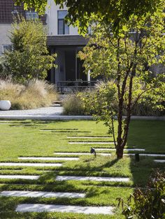 Gravel Landscaping, Garden Paving, Garden Paths, Lawn And Garden, Garden Art, Amazing Gardens, Beautiful Gardens, European Garden, Garden Architecture