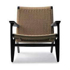 Easy Chair Designed by Hans J. Wegner for Carl Hansen & Son via Design Within Reach, $3295