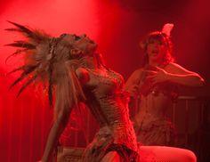 Epic Firetruck's Emilie Autumn ~ Mikko Puula Photography ~