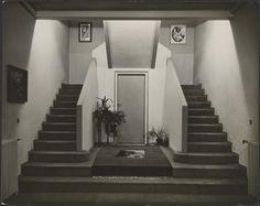 [Galerie 'Myrbor', Stair]; André Kertész (American, born Hungary, 1894 - 1985); 1926; Gelatin silver print; 17.4 x 21.9 cm (6 7/8 x 8 5/8 in.); 84.XM.193.63; J. Paul Getty Museum, Los Angeles, California