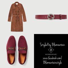 Our Holiday Gift ideas menswear men's fashion. Mens style. Dapper. Gucci