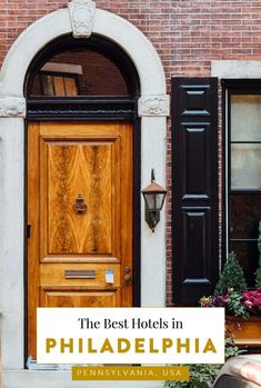 Here are the best hotels in Philadelphia, Pennsylvania to base yourself for great sightseeing, incredible food and historic charm! Usa Travel Guide, Travel Usa, Travel Tips, Travel Destinations, Solo Travel, Travel Ideas, Bangkok, Philadelphia Hotels, Colorado