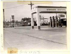 A2005-001.831 NE Sandy and E Burnside northwest 1937