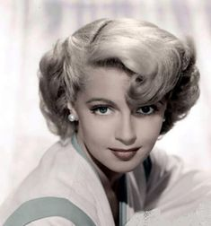 Lana Turner...my Dad named me after one of his favorite actresses.  But my Mom didn't like the spelling so she changed it.