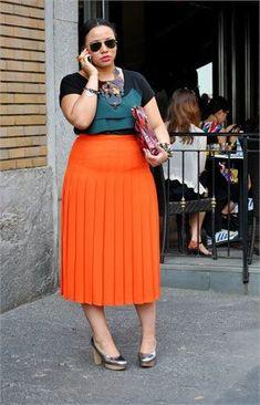 Super cute outfit // Granny Fashion // Plus size body positive summer fatshion.