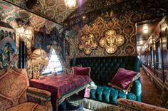 architecture bohemian Interior Design steampunk gothic victorian steam punk steampunk tendencies The Patron Tequilla Expression Patron Tequilla Express