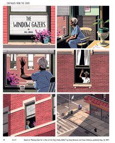 The Window Gazers by Bill Bragg