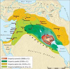 Civilizaciones Mesopotámicas   Otra manera de trabajar la historia