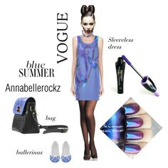"""""""Blue sumer :)"""" by annabellerockz ❤ liked on Polyvore featuring Prova and outfit"""