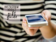 Gift Picks for Instagram Addicts >>  http://www.hgtv.com/design-blog/design/gifts-for-the-instagram-obsessed?soc=pinterest