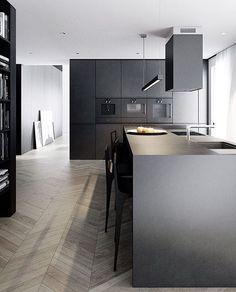 """Mi piace"": 1,229, commenti: 7 - Home Designs (@elegantlife) su Instagram: ""WP House Follow @classy.homes for more! 📍Located in #Szczecin Designed by Rzemioslo Architektoniczne"""