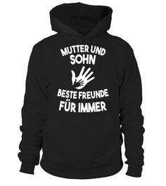 """""""MUTTER UND SOHN"""" - NUR FÜR KURZE ZEIT  #image #grandma #nana #gigi #mother #photo #shirt #gift #idea"""