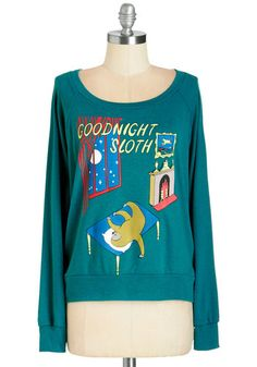 Story Timeless Tee. You cuddle up with your cutie and read out loud by the fire wearing this seemingly classic, raglan-long-sleeved tee. #gold #prom #modcloth