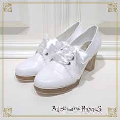 Alice and the Pirates Christopher shoes 2016
