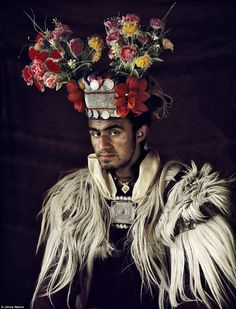 The Drokpa Tribe, which numbers around 2,500, live in three small villages in the Dha-Hanu valley of Ladakh, which is situated in Jammu and ...