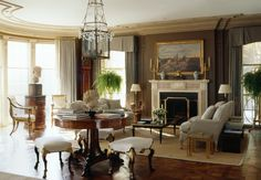 In Persuit of Beauty | Living Room