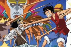 One Piece Voyage Four Part 3 Anime DVD Review