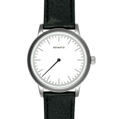 Defakto releases its latest minimalist timepiece, the Detail.