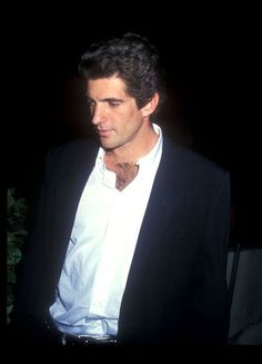 John Kennedy Jr.  Was and always will be one of the sexiest men.  Had is mothers grace and looks, to boot!