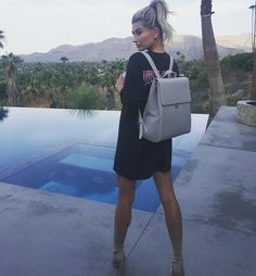 backpack designed by me get it @thedailyedited  #TheHaileyEdited