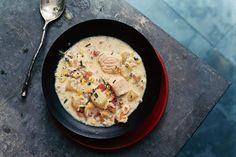 Salmon Chowder Recipe on Yummly