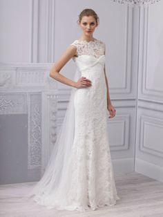 Monique Lhuillier 2013 wedding dresses.