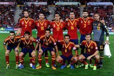 spain World cup 2014 team