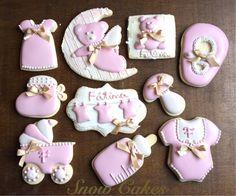 Más galletas de bebé....