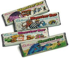 Cadbury's Monster Bar