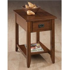 Radburn Chairside Table