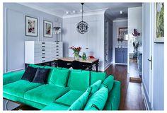 #mieszkanie #projektmieszkania #projektdomu #bbhome #bbhomedesign #meblenazamowienie #meble #sofa #kolory Sectional, Decor, Living Room Interior, Couch, Furniture, Interior, Sectional Couch, Home Decor, Room