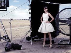 La colección de trajes de cóctel de Carla Ruiz es exquisita #vestidos #moda #tendencias #vestidosdefiesta
