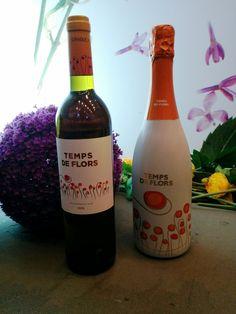Gamma Temps de Flors  #vitempsdeflors #cavatempsdeflors #tempsdeflors winelovers #winelover #wine #whitewine #sumarroca #tempsdeflors #flower #spring