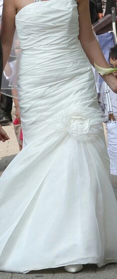 jupon de marie crinoline bali de chez point mariage - Point Mariage La Rochelle