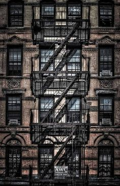 New York City - Lower East Side. Once lived there and loved it, now I visit!