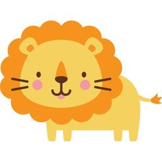 Create a Critter - 34 Jungle Animals, Animals And Pets, Baby Animals, Cute Animals, Art Drawings For Kids, Drawing For Kids, Lion Drawing, Yellow Animals, Create A Critter