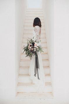 Alexandra Grecco bridal collection at Masseria Moroseta