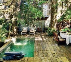 estilo de la piscina que nos gusta we like this pool