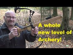 Male from The Slingshot Channel invents new innovative repeating bow. Survival Tips, Survival Skills, Best Amazon Deals, His Dark Materials, Archery Arrows, Backyard Pool Designs, Funny Sites, Slingshot, Revolutionaries