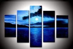 sweet composition ocean painting - Google Search